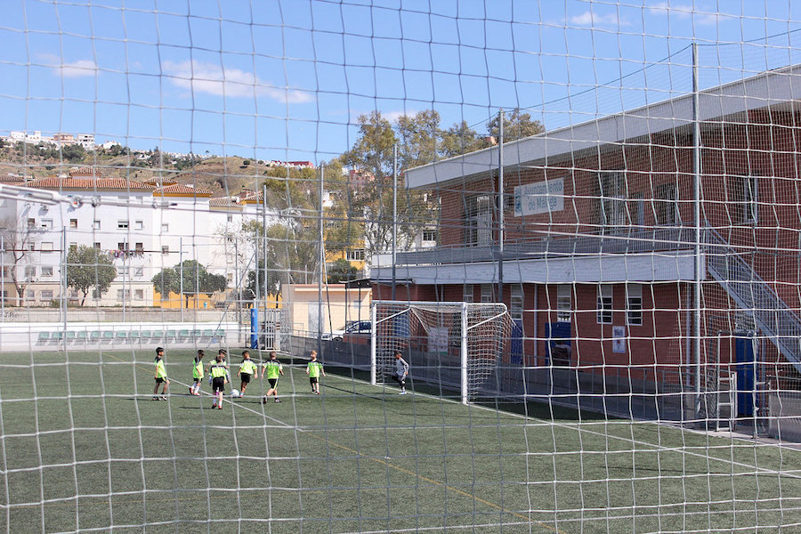 Академия футбола Малага