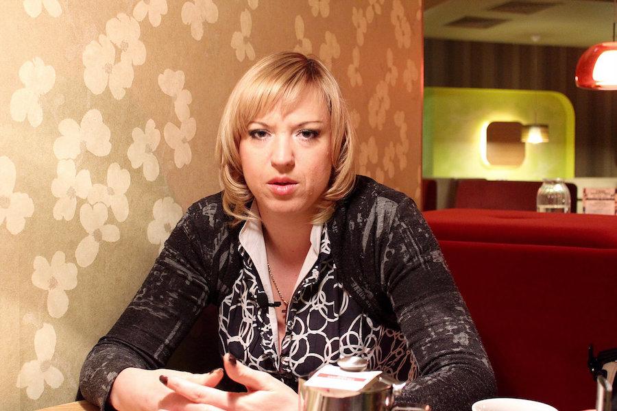 Алеся Грудько