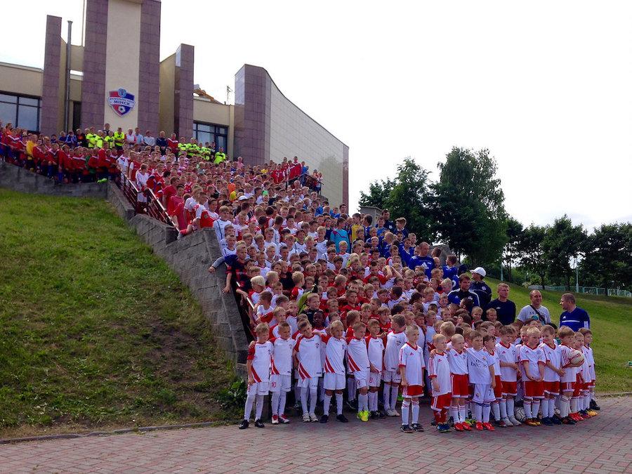 Школа ФК Минск