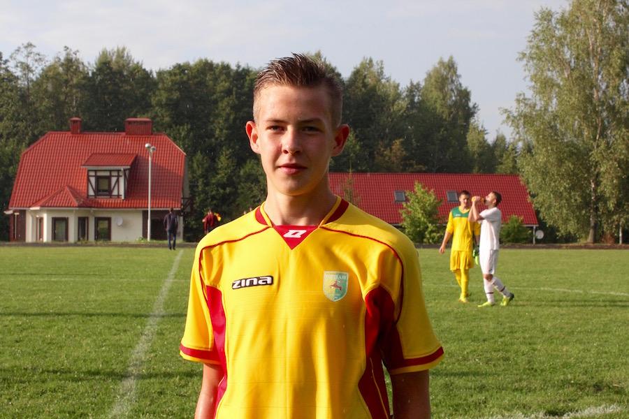 Никита Канунников