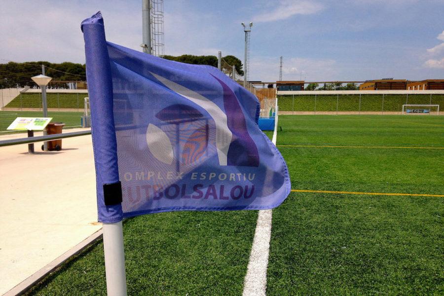 Футбольный комплекс Салоу