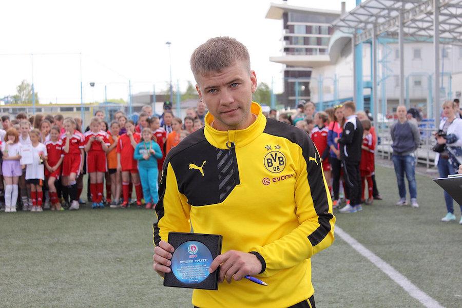 Андрей Махнач