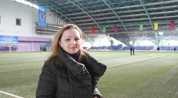 Дина Бухарова