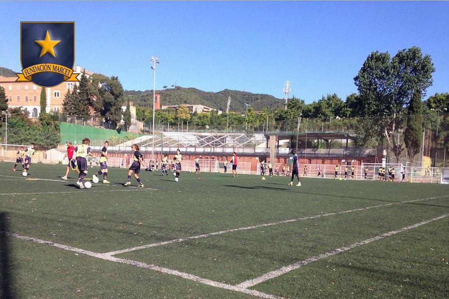 Академия футбола Марсет