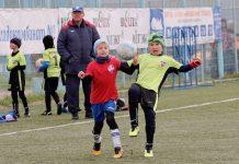 Первенство Минска по футболу дети