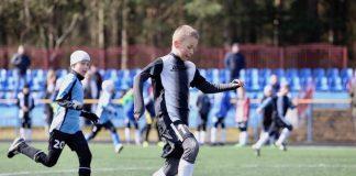 Детский футбольный чемпионат Минска