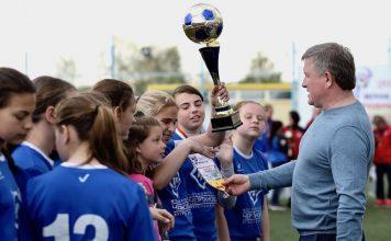 Футбольная школа Чертаново