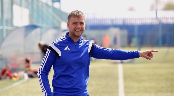 Андрей Махнач Dana Cup