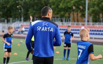Футбольная школа Спарта