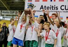 Hammarby Ateitis Cup