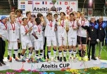 Ateitis Cup 2017 U-13