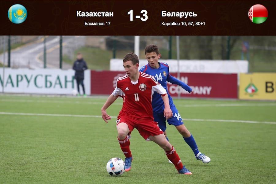 Казахстан - Беларусь
