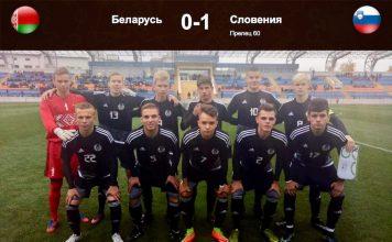 Беларусь - Словения