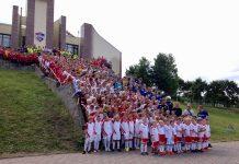 Крупнейшая футбольная школа
