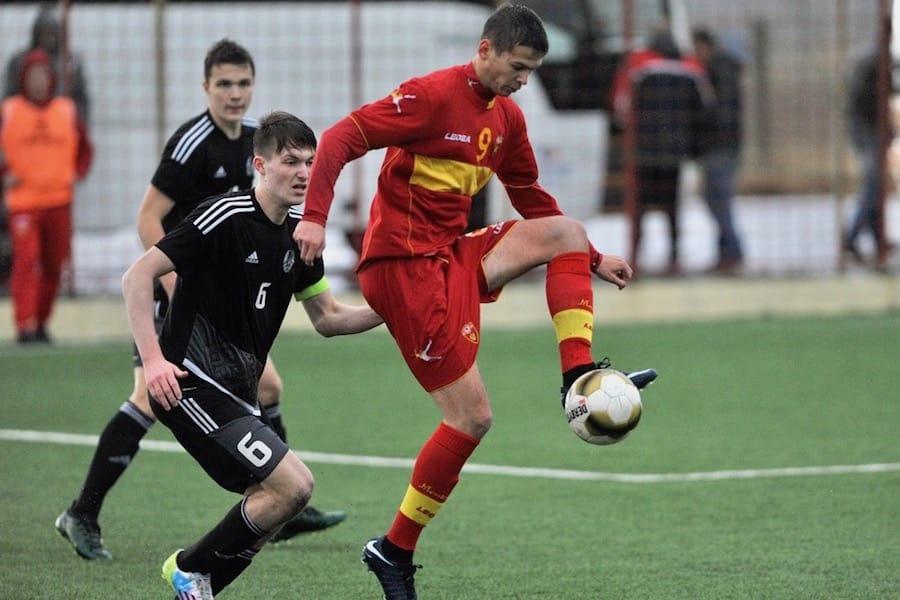 Черногория - Беларусь U-19