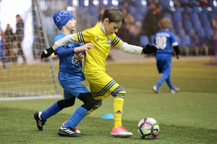 Детский турнир по футболу