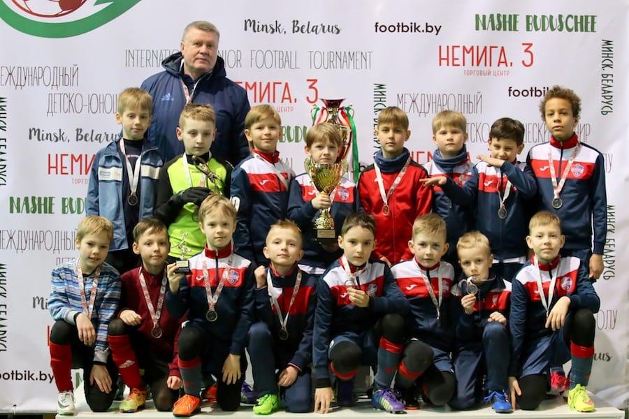 ФК Минск Ананьевский