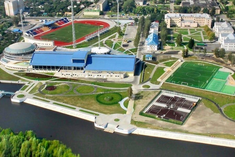 Спорткомплекс Пинск