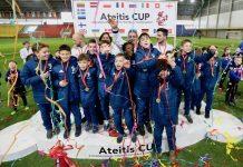 Ювентус победитель Ateitis Cup