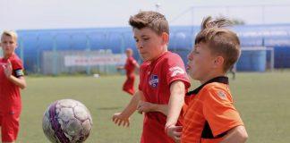 Матчи первенства Минска по футболу