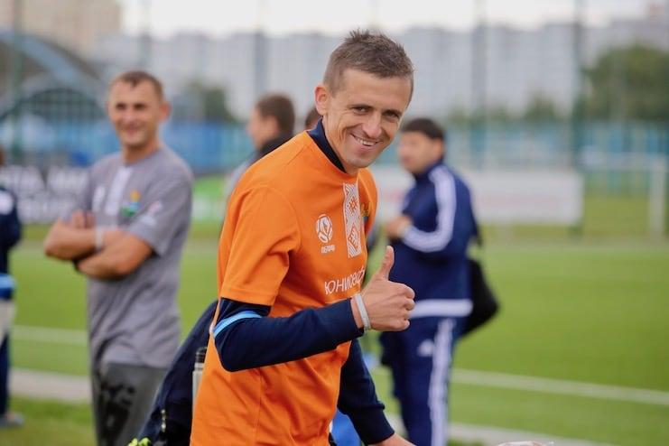 Виталий Крупица