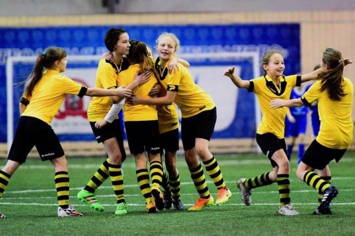 Белоруски на Gothia Cup
