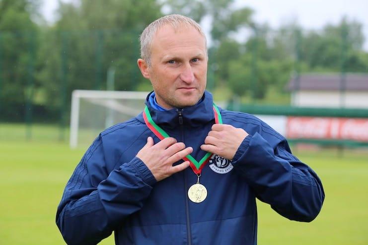 Руслан Степанович Азаренок