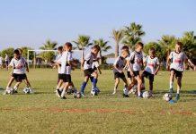 Совсем немного времени остается до начала второго детского футбольного лагеря «Наше будущее» в Турции.