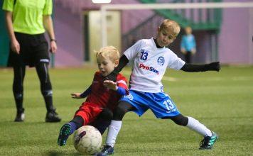 Зимнее первенство Минска по футболу