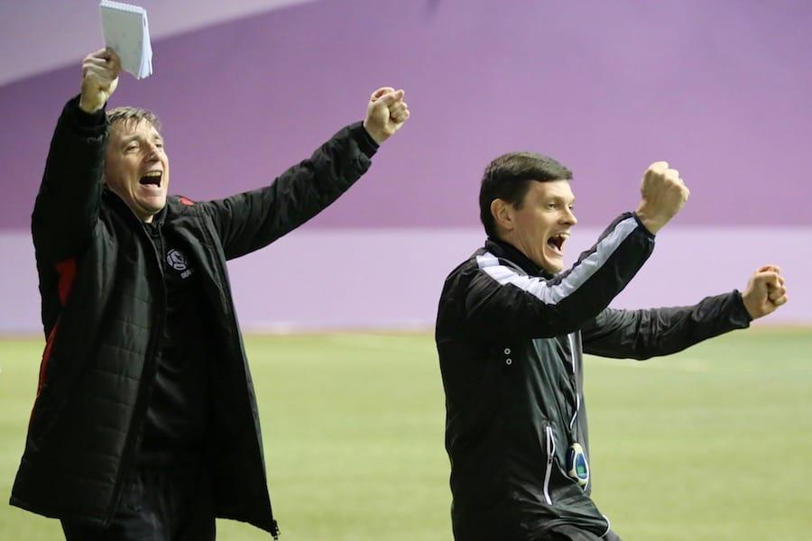 Михаил и Юрий Мархель