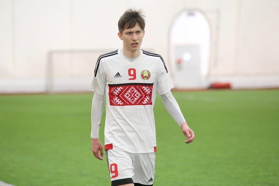 Петр Згурский ФК Гомель