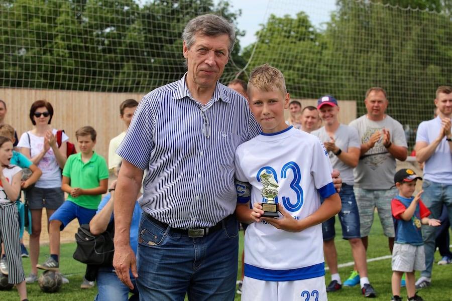 """Павел Апетенок (""""Динамо-Минск"""")"""