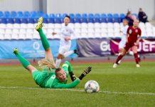 England - Belarus WU-19