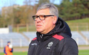 Андрей Скоробогатько - тренер сборной Беларуси U-17