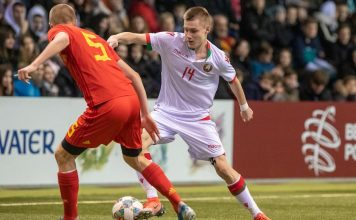 Беларусь - Бельгия