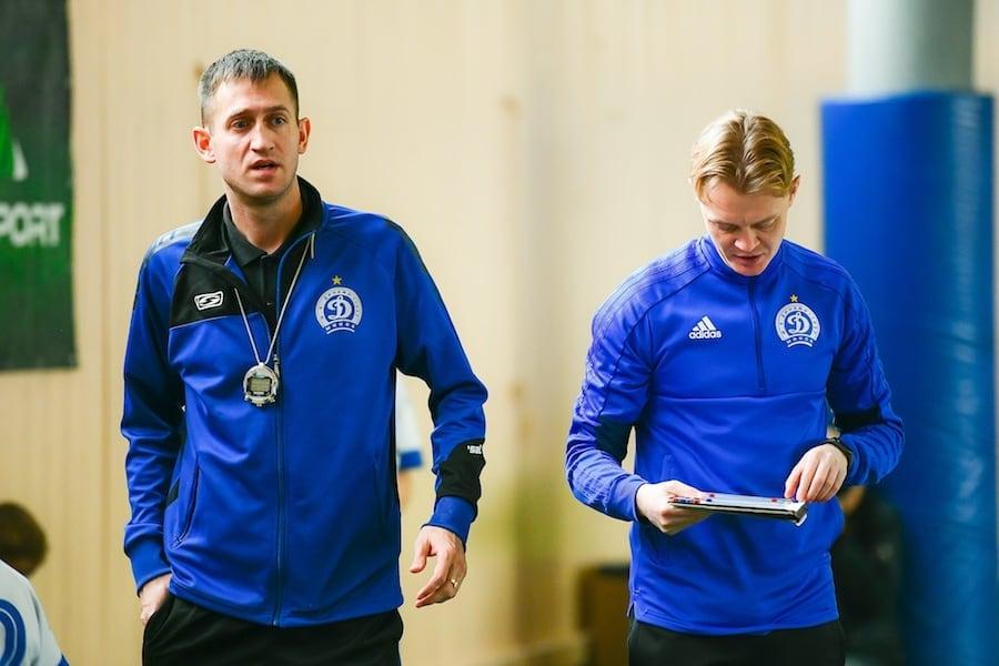 Станислав Ширяев и Артур Мустыгин