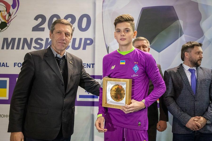 Богдан Мыкитенко (Динамо Киев)