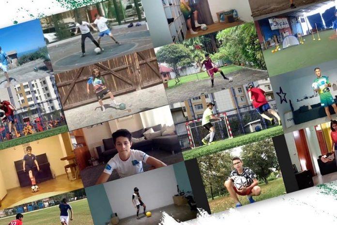 Футбол для дружбы