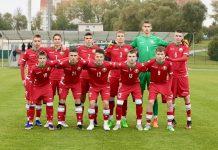 Сборная Беларуси U-16