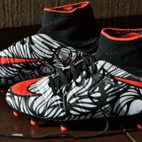 Бутсы профессиональные Nike Hypervenom Phantom II Neymar Jr. Ousadia Alegria